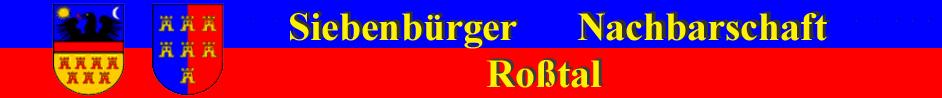 Siebenbürger Nachbarschaft Roßtal